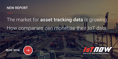 REPORT – Monetising IoT data in the asset monitoring business