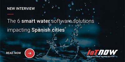 INTERVIEW - Spanish cities benefit from smart water software suite