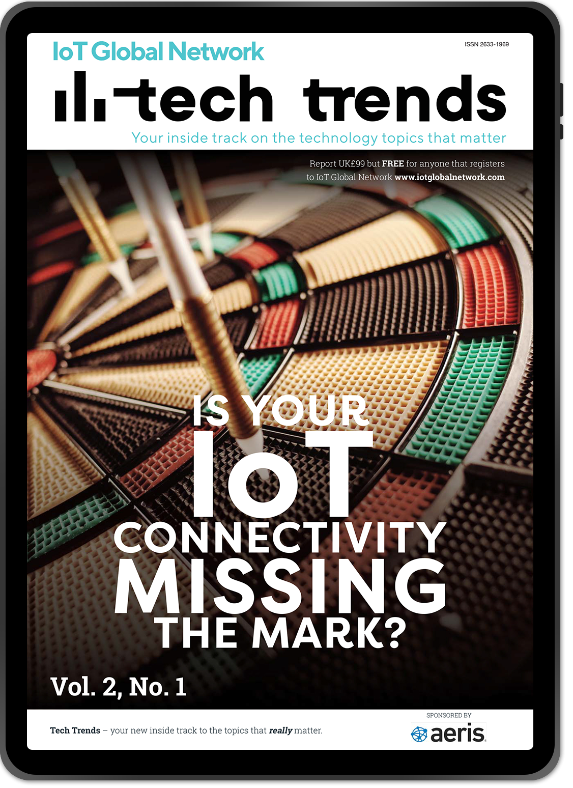 Techtrends cover
