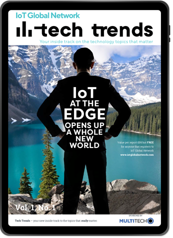 Tech trends cover