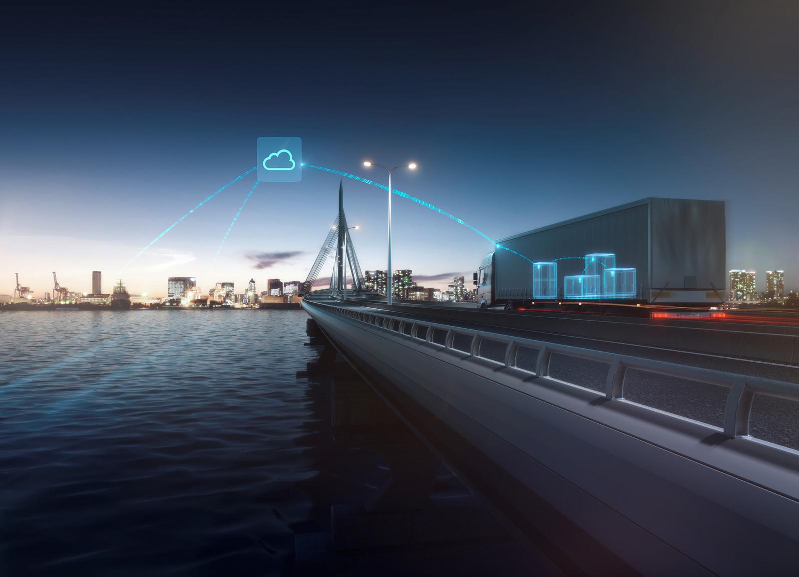 Bosch data logger - logistics