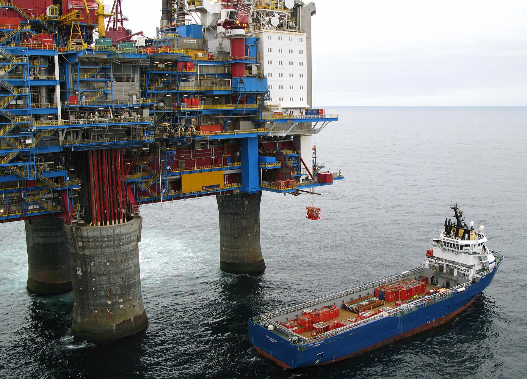 Oil & Gas shutterstock_3266840_