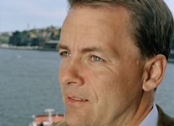Magnus Melander, founder of SMSE
