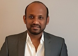 Sriram Manoharan, founder andMD of Contus