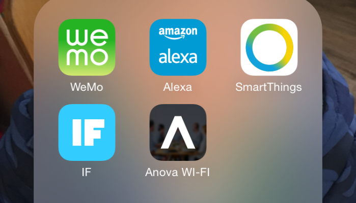 Figure 2: The abundance of smart home apps that don't work together leads to a bad user experience (source)