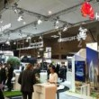 Huawei booth in the Smart City ExpoWorld Congress 2017