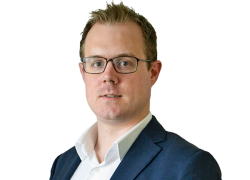 Sam Evans of Delta Partners