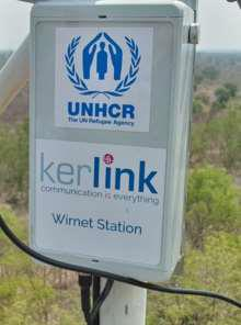 UNHCR looks for reliable water-monitoring using LoRaWAN gateways, ADUK GmbH