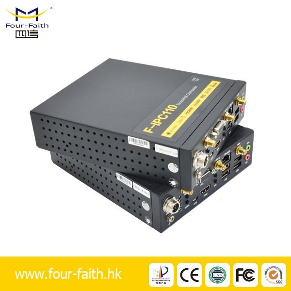 IPC-100 Full HD 1080P Industrial Personal Computer