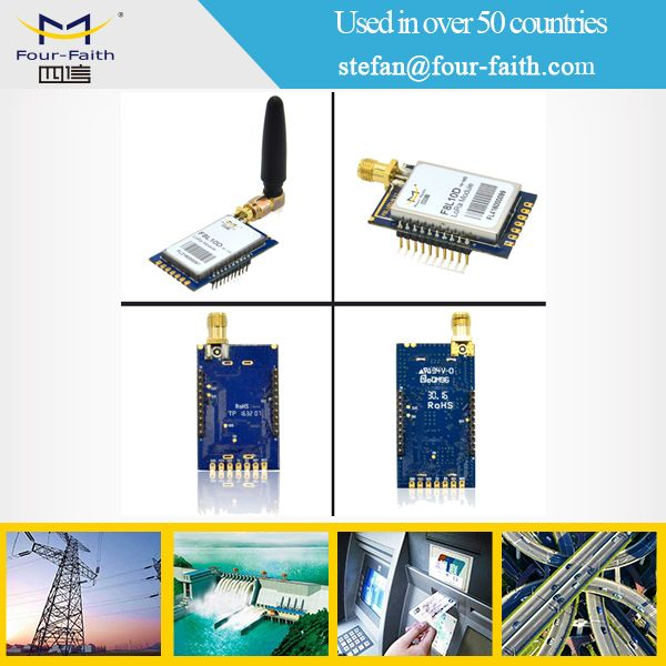 industrial long range wireless lora module for water meter