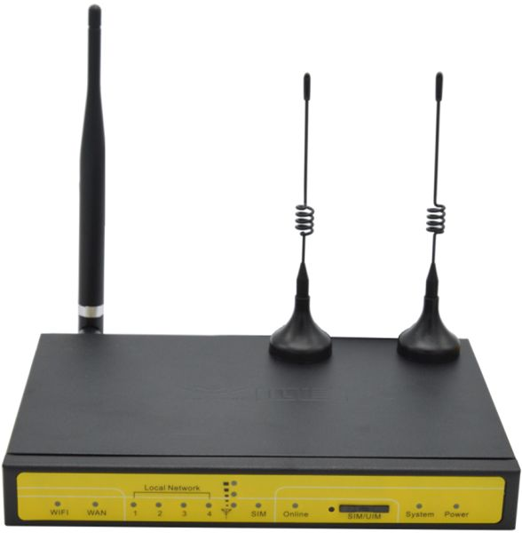 4g LTE WCDMA Cellular Industrial Router