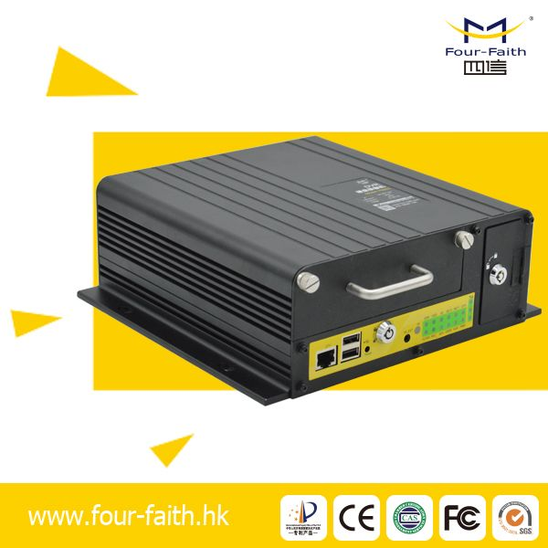 F-DVR200 4G LTE 4 CH mdvr with analog camera