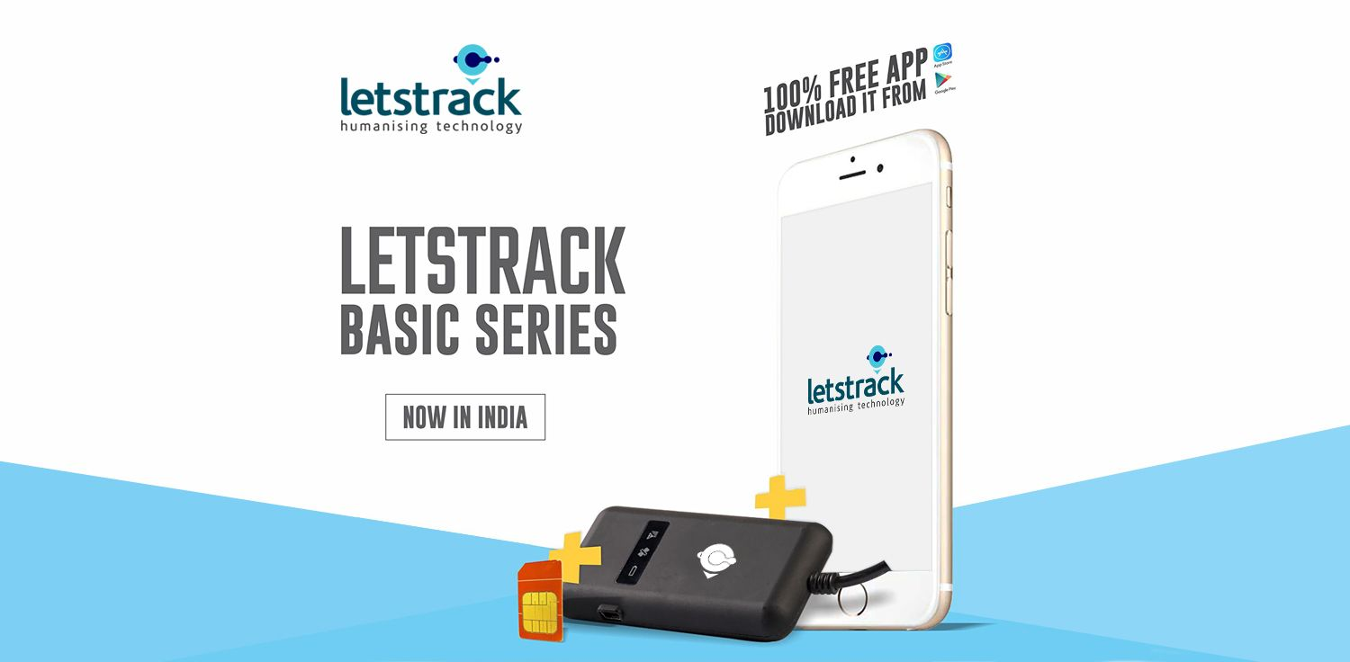 LETSTRACK UNO Car GPS Tracker - Vehicle Safety & Tracking Device Real Time GPS Navigation With Free App And Data Sim