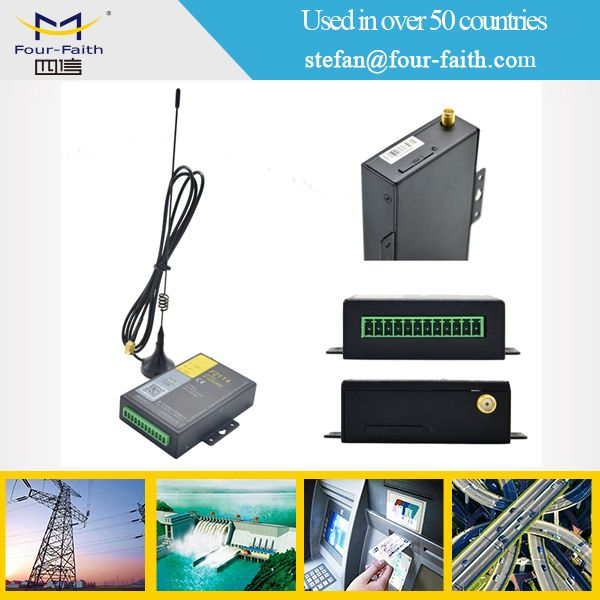 Industrial Rugged 3g serial modem rs232