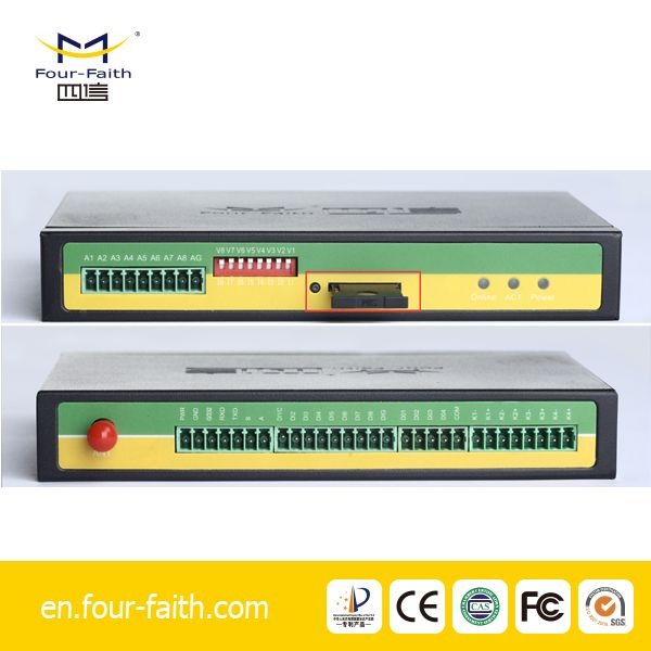 3G Industrial wireless RTU f2x64