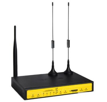 F3836 FDD-LTE Industrial 4G Router