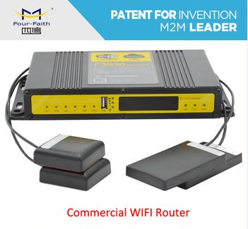 F3936-3836H LTE FDD WIFI Advertising Router