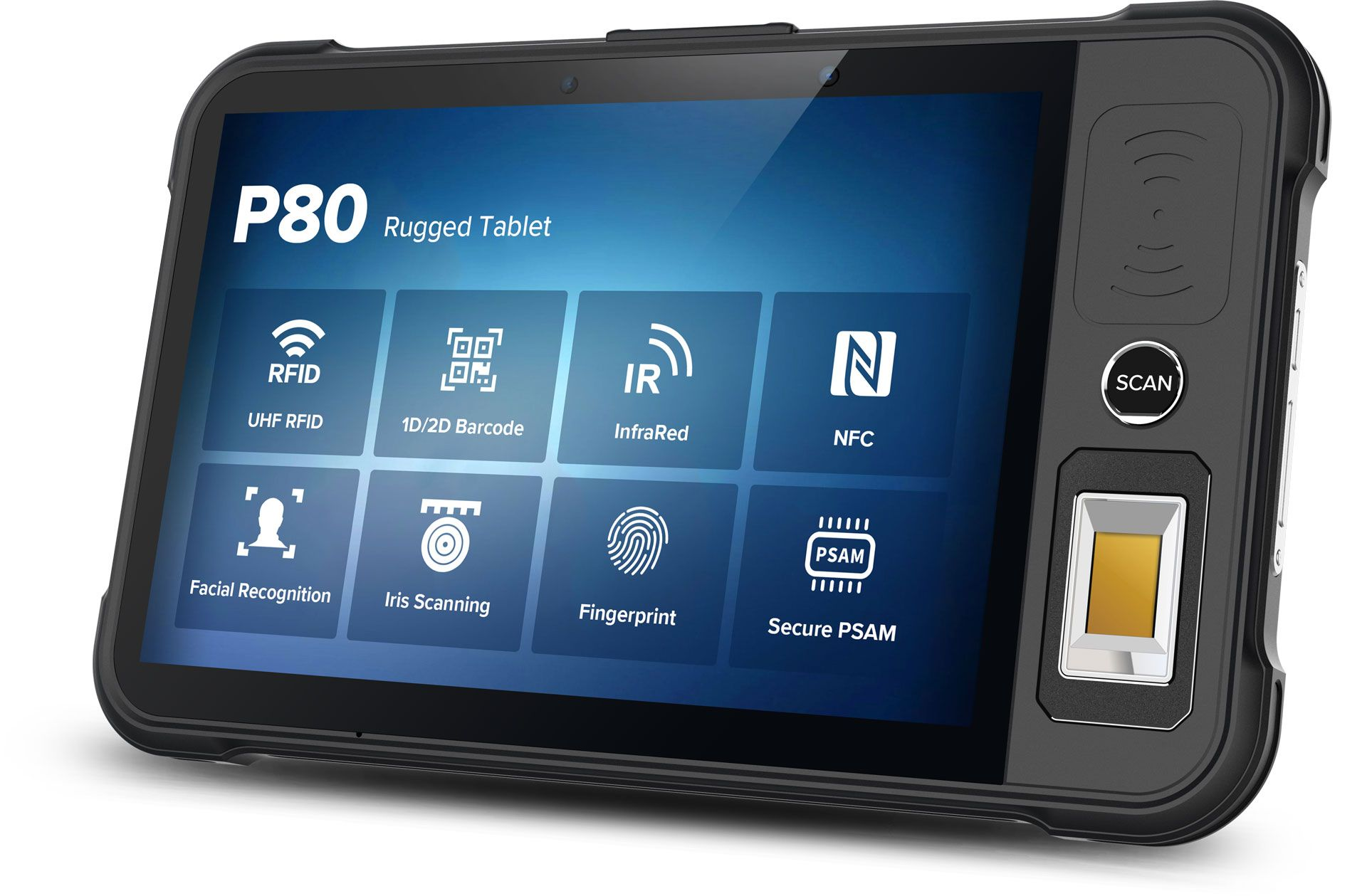 P80 Industrial Tablet