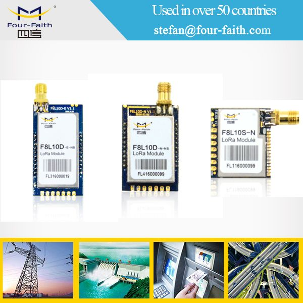 Lora 868 MHZ Radio Module with UART OR RS223/TTL