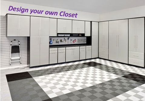 Dyo closet design your own closet iot global network Design your own garage