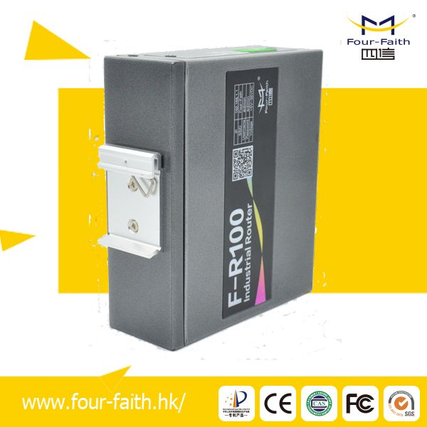 Fr100 Industrial Wireless 4G LTE Router Support Web Setting