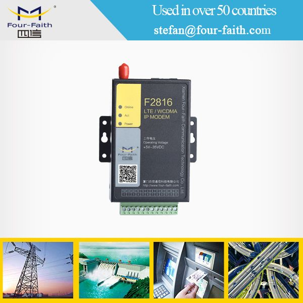 industrial m2m gsm serial rs485 3g modem