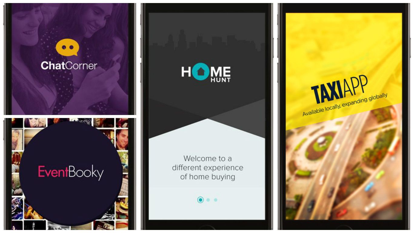 Android & iOS Apps Templates