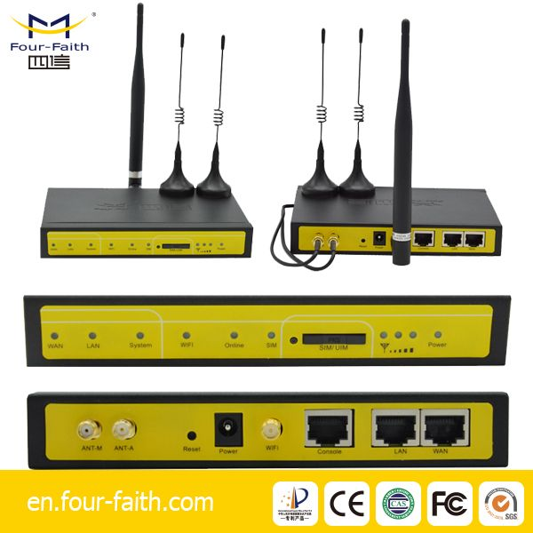 F3436 3g industrial router m2m router can use vodafone sim