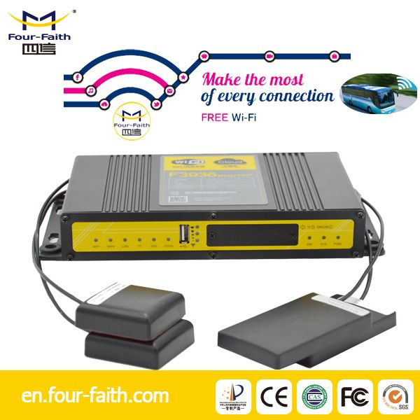 F3936-3436H Vehicle WIFI Operating Router