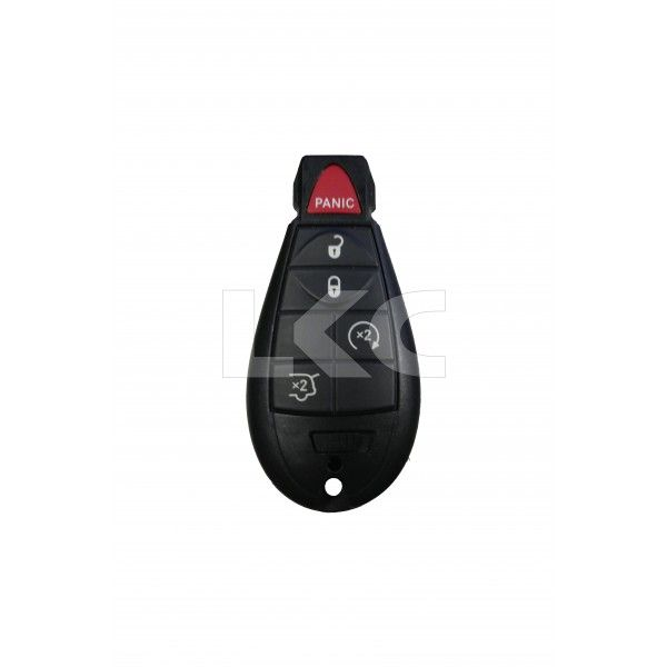 2011 - 2013 Jeep Grand Cherokee 5 Button Proximity Fobik Key
