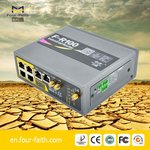 Industrial 4G Wireless Router With SIM Card Slot,industrial Wireless Router