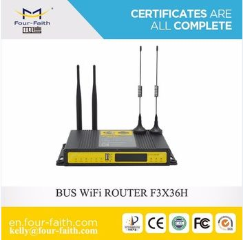 F3936-3436H Vehicle WIFI Advertising Router