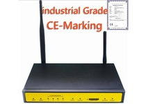 F3434 industrial wireless 3G Wifi router for payment terminal