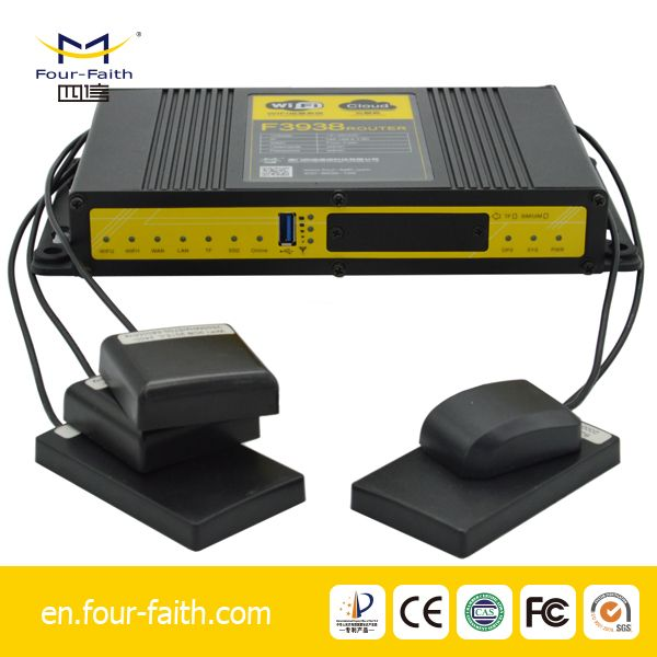 F3938 Bus WIFI Advertising Router