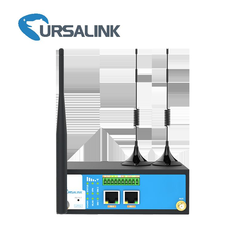 UR52 Industrial Cellular Router 3G Smart Grid VPN Industrial