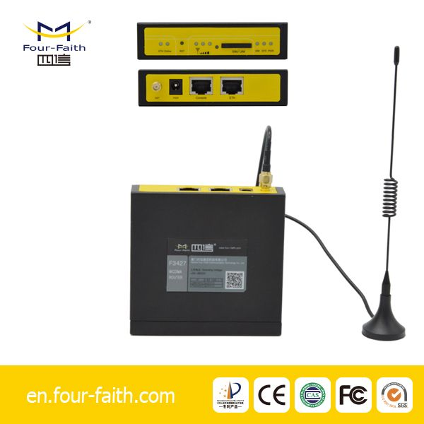 Industrial Cellular Router with Sim Card