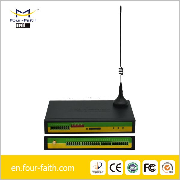 F2164 m2m lan wireless 3g wifi router for buses,atm,pos,cctv rtu remote terminal unit