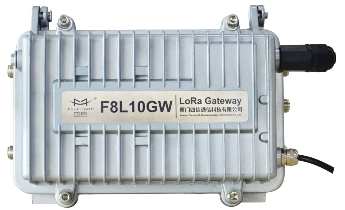 Four-Faith F8L10GW LoRa Gateway with 8 channel