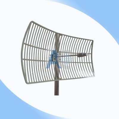 30dBi 5G Outdoor Grid High Profile Antenna