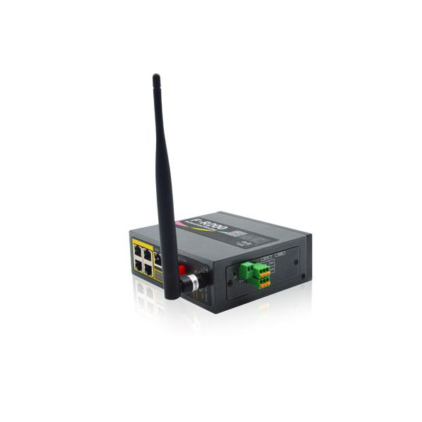 High speed Industrial grade 3G 4G 12v car wifi router - IoT Global