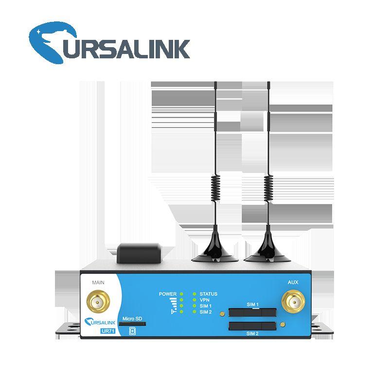 UR71 Industrial Cellular Router 3G Smart Grid VPN Industrial