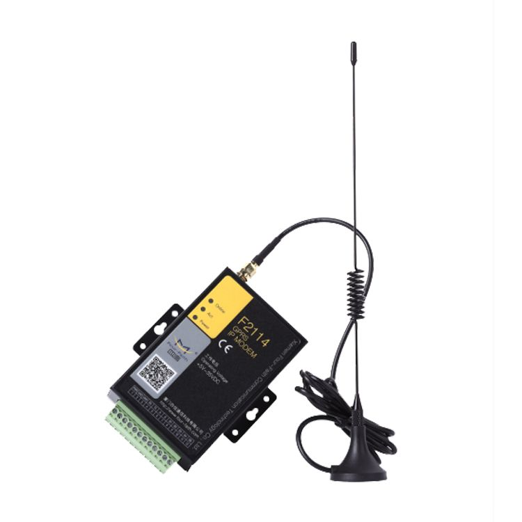 rs232 interface gsm gprs modem
