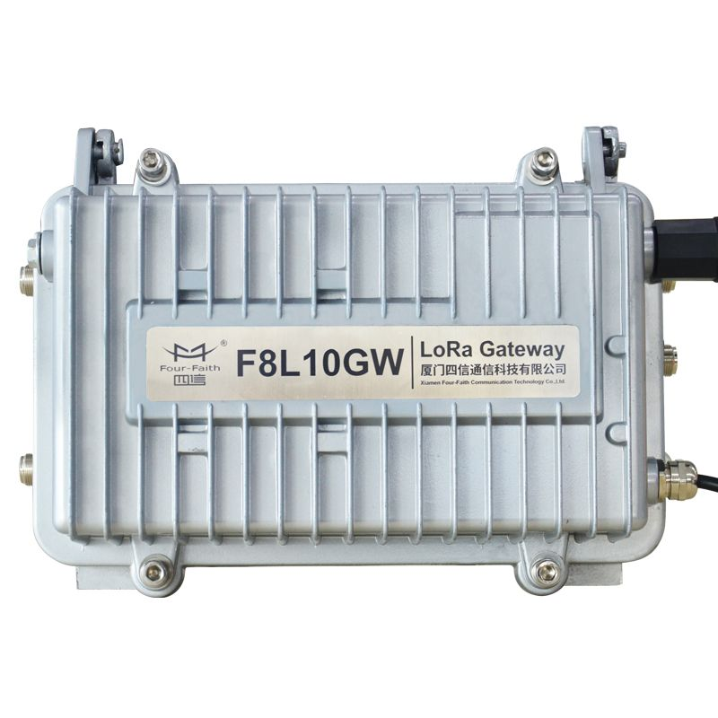 Hot sale 433MHz lora long range gateway with 10 notes