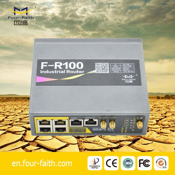 F-R100 Industrial 4G Wireless Router With SIM Card
