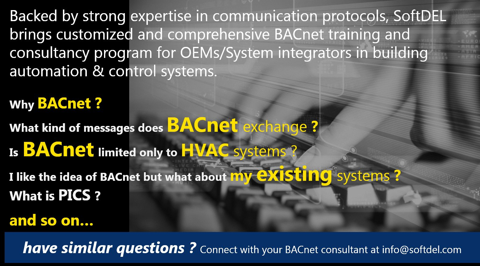 BACnet Protocol Training And Consultancy