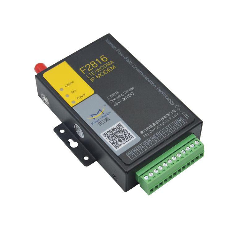 Industrial cdma modem rs232 interface