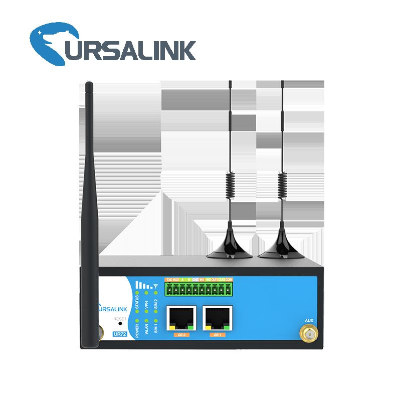 UR72 Industrial Cellular Router  3G Smart Grid VPN Industrial Router LTE Modbus Gateway modem router