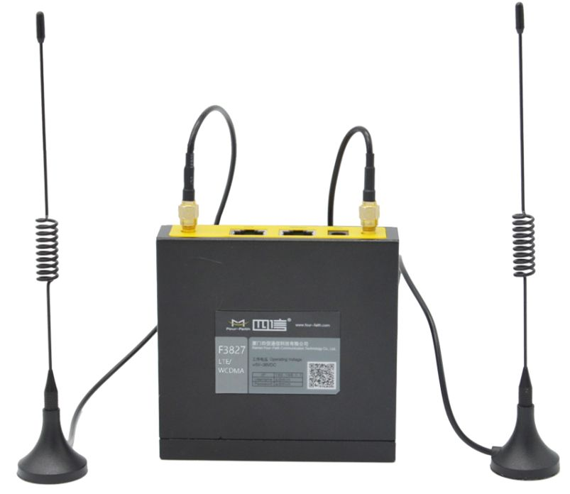 Four-Faith Compact Industrial WCDMA Router