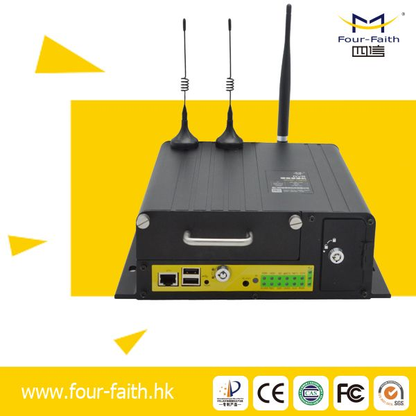 New F-DVR200 LTE 4G GPS Mobile dvr