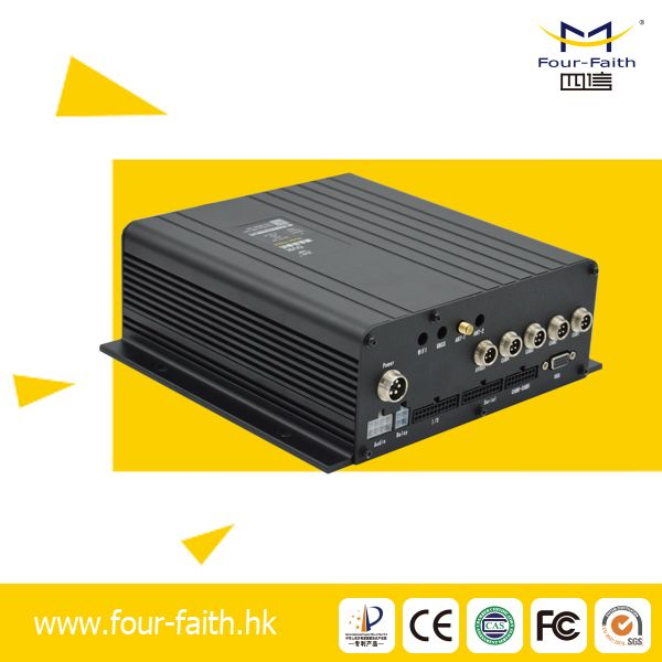 F-DVR 6934 mobile dvr with gps 3g wifi